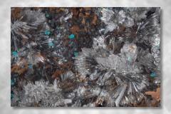 Hemimorphit - Rosatit, Fundort Laurion GriechenlandStack, Abbildungssmassstab 6:1, Schrittweite 0,0299mm, 62 Schritte zu 3 Aufnahmen, Bildbreite 3,95mm, Lupenobjektiv Zeiss Luminar 40mm